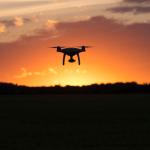 dron u zraku