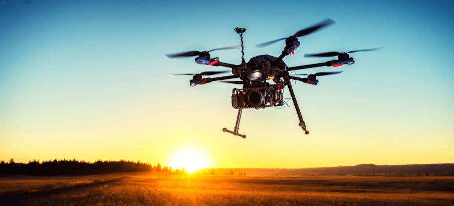 military dron