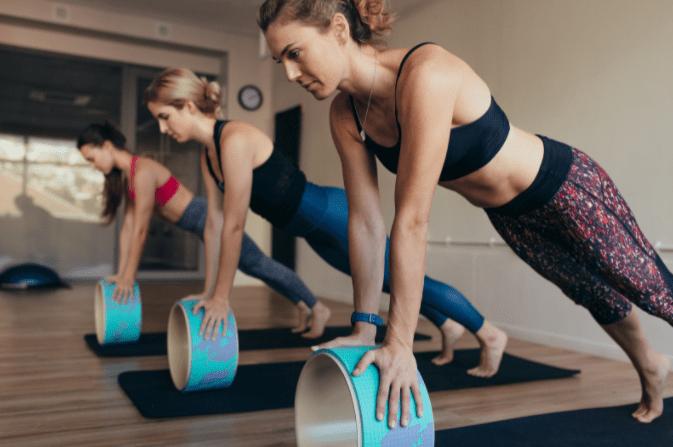yoga kotač